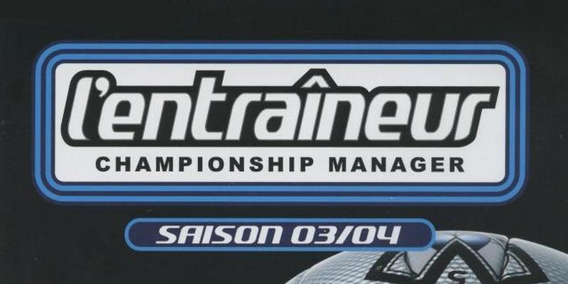 L'Entraineur : Saison 2003/2004