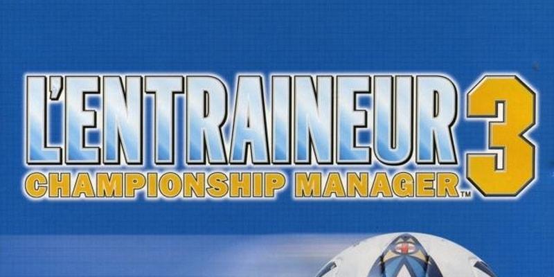 L'Entraineur 3 (Saison 1998/1999)