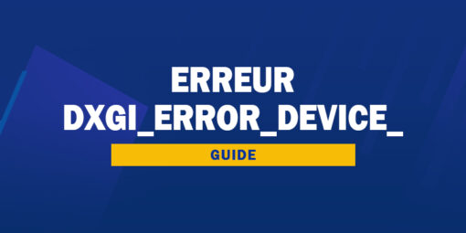 DXGI_ERROR_DEVICE_