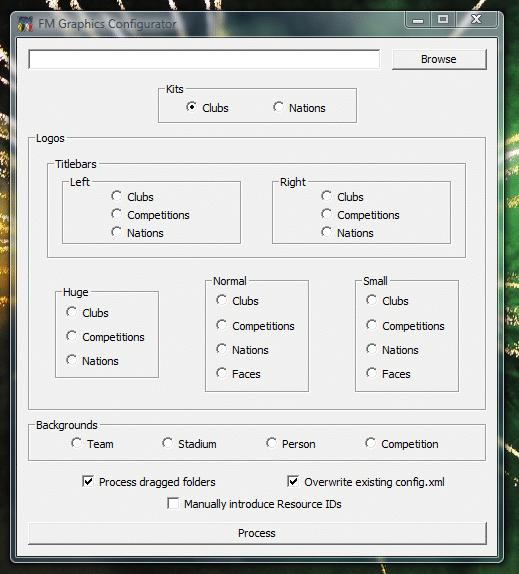 FM Graphic Configurator