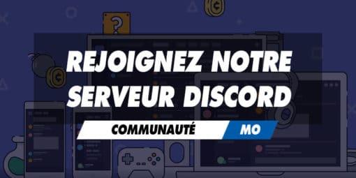 Serveur Discord MO
