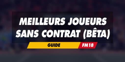 Meilleurs joueurs sans contrat