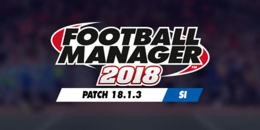 FM18 Patch 18.1.3