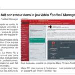 Ouest France - Journal Édition Sarthe (24.11.2017)