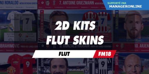 Kits 2D Flut Skins