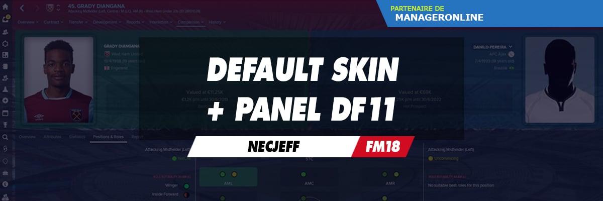DF11 Default Skin