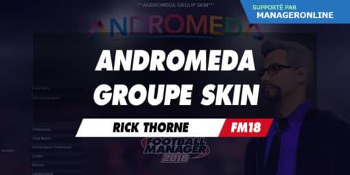 Andromeda Groupe Skin