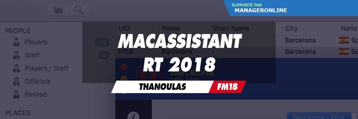 MacAssistant RT