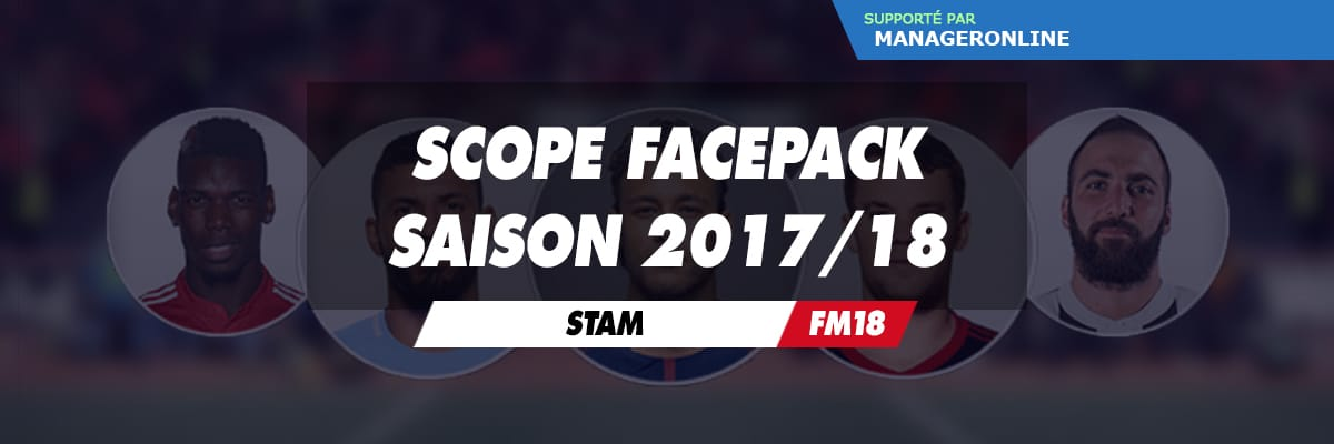 FM18 Scope Facepack