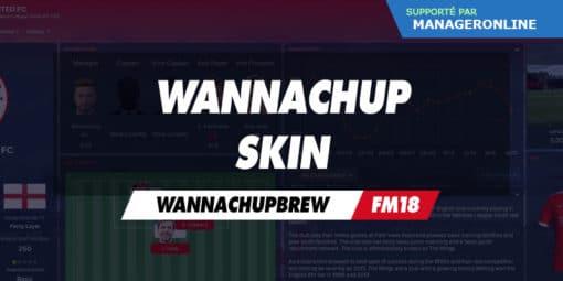 Wannachup Skin