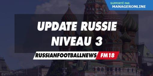 Update Russie RFN