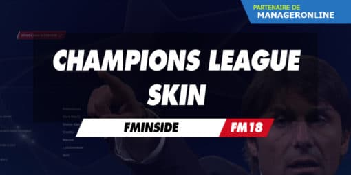 Champions League Skin