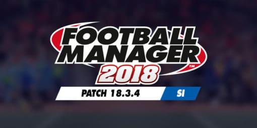 FM18 - Patch 18.3.4