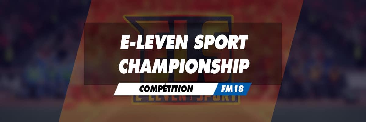 e-Leven Sport Championship