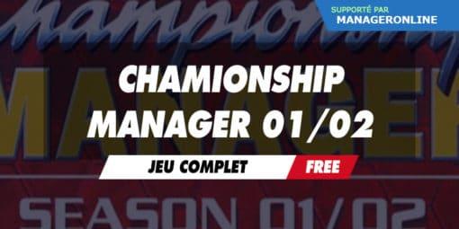 Championship Manager Season 2001/2002
