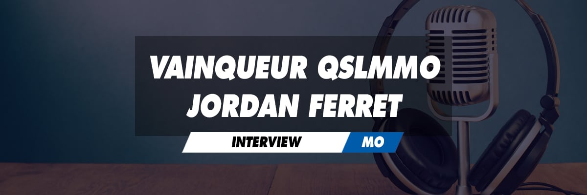 Interview Jordan Ferret