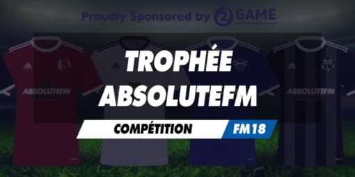 Trophée AbsoluteFM