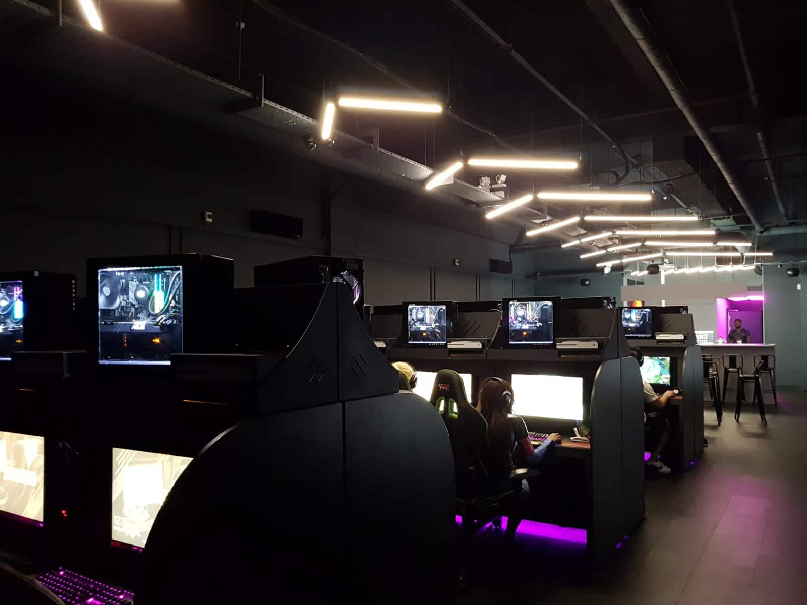 Belong Gaming Arenas
