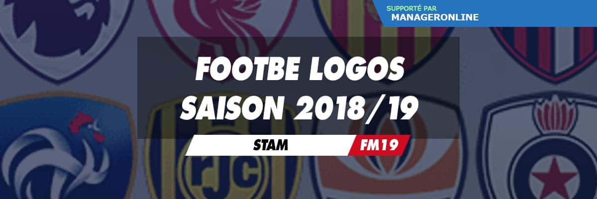 Footbe Logos 2018/19