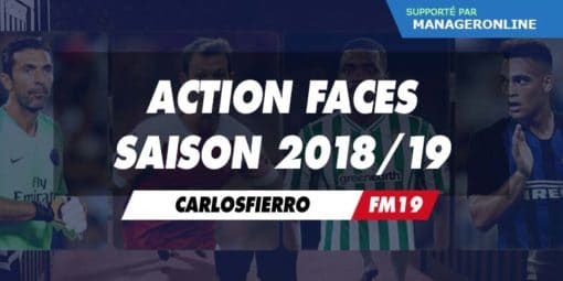 Action Faces