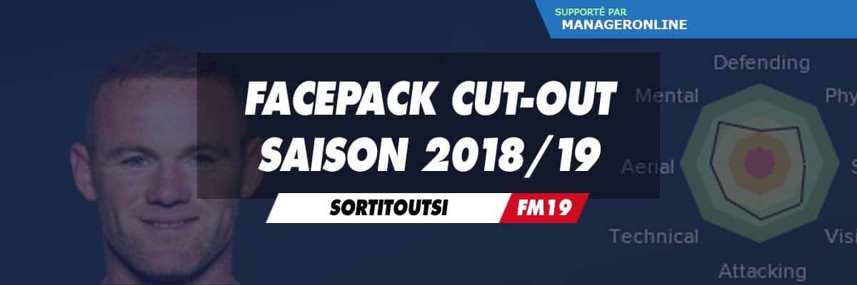 Facepack Cut-Out par Sortitoutsi