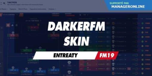 DarkerFM Skin