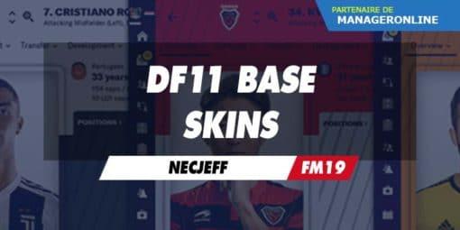 DF11 Base Skins