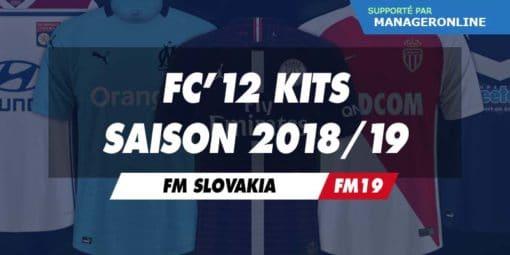 FC'12 Kits