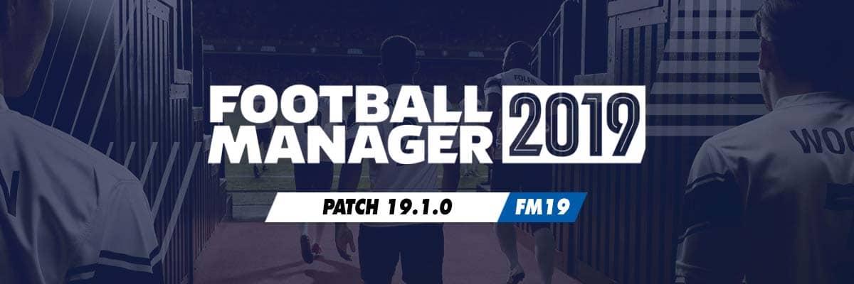 Patch 19.1.0