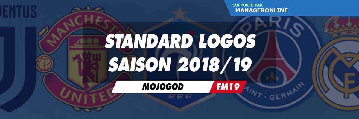 Standard Logos saison 2018/19