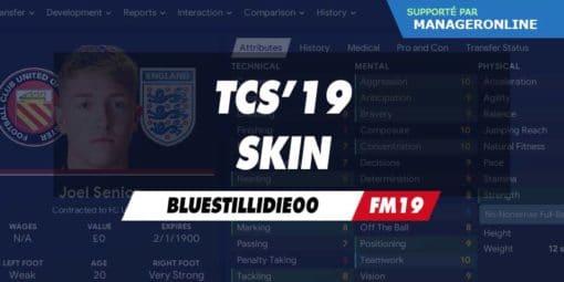 TCS19 Skin