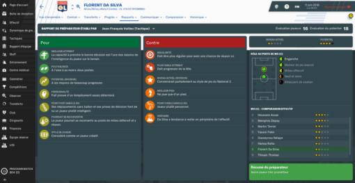 Florent_Da_Silva__Rapports_Rapport_du_preparateur