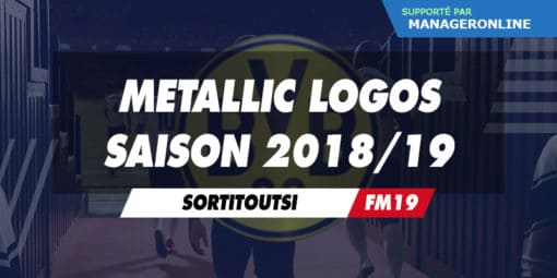 Metallic Logos 2018/19 (Up. 01)