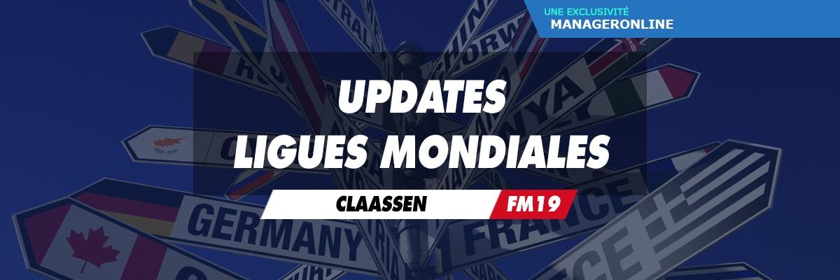 Ligues Mondiales par Claassen