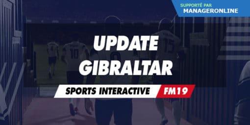 Update Gibraltar