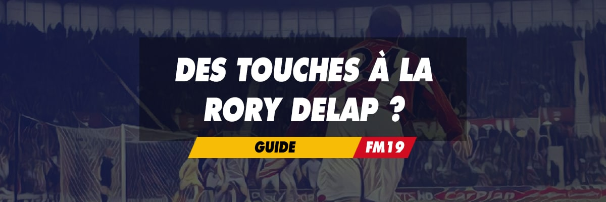 Touches à la Rory Delap