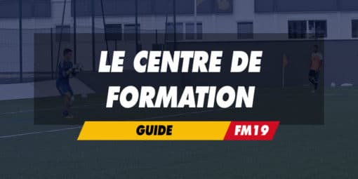 informations sur le centre de formation