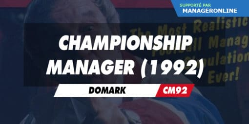 Championship Manager 1992