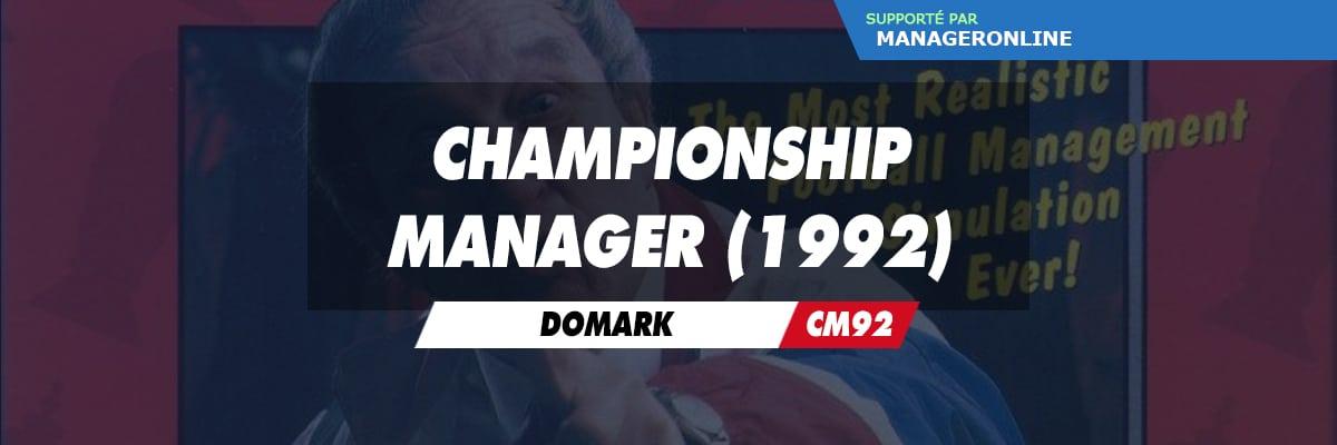 Championship Manager 1992