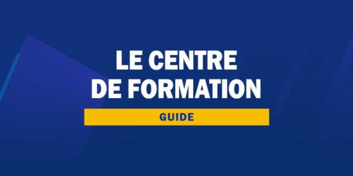 Informations sur le centre de formation