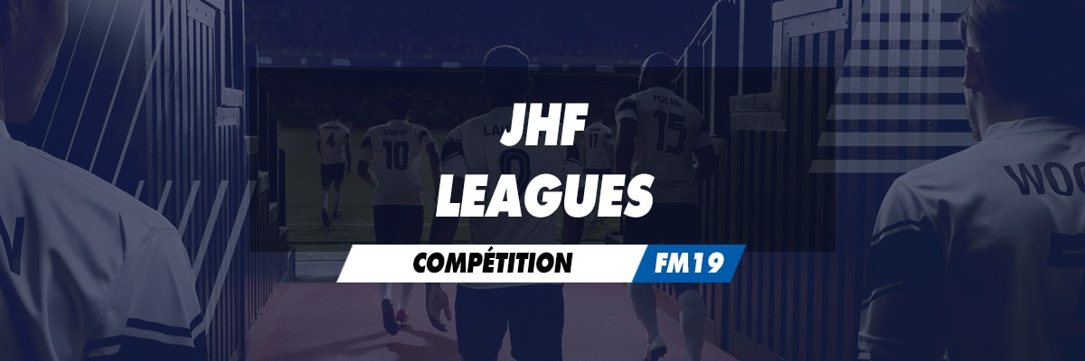 JHF Leagues Saison 4