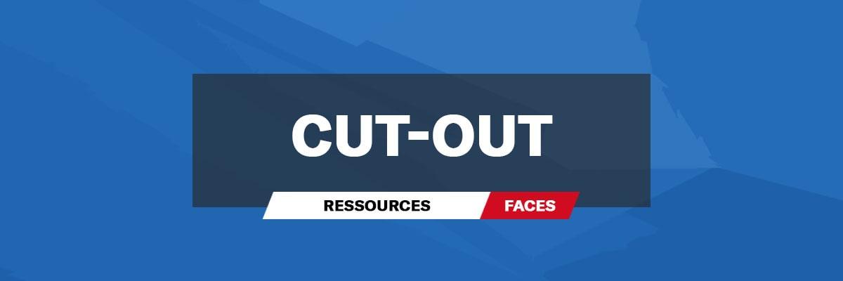 Faces Cut-Out