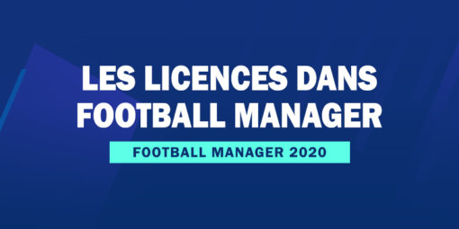 Licences Football Manager 2020