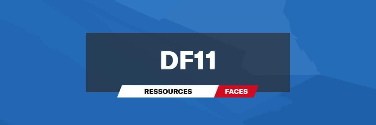 Faces DF11