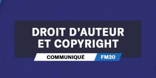 Droits d'auteur et Copyright