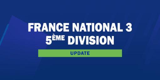 Update France Div 5 N3MO
