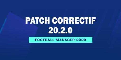 Patch correctif officiel 20.2.0