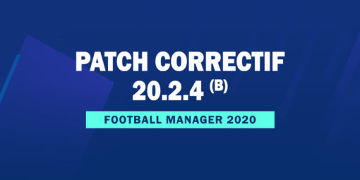 Patch correctif officiel 20.2.4 (Beta Publique)