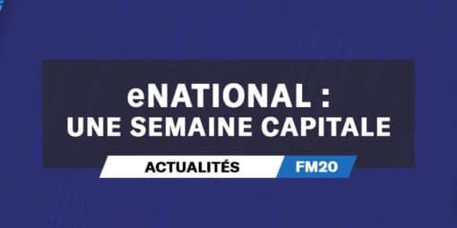 eNational - Une semaine capitale