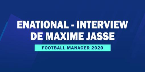 eNational - Interview de Maxime Jasse